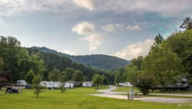 RV Spaces at R-Ranch